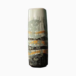 Große Fayence Vase von Ivan Weiss für Royal Copenhagen, 1960er