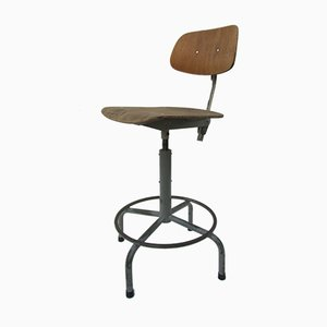 Industrial Architects Swivel Desk Chair