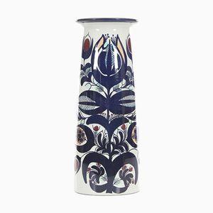 Model 207/2967 Ceramic Vase by Berte Jessen for Royal Copenhagen