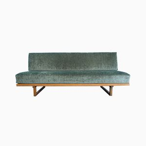 Oak Daybed Sofa by Borge Mogensen for Frederica