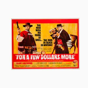 Vintage For a Few Dollar More Film Poster, 1967