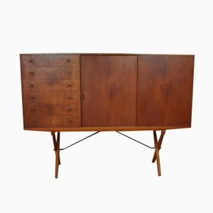 Danish Cabinet by Hans J. Wegner for Andreas Tuck, 1950s