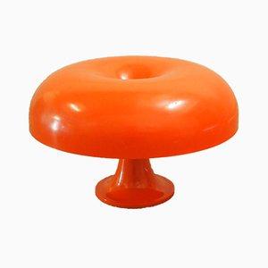 Orange Nesso Tischlampe von Giancarlo Mattioli für Artemide