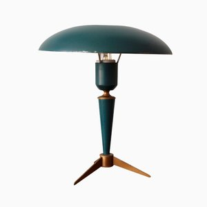 Vintage Dreibein Tischlampe von Louis Kalff für Philips