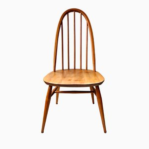 Windsor Quaker Stuhl von Ercol, 1955, 4er Set