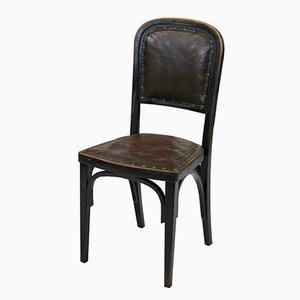 Wiener Sezession Stuhl Side von Gustav Siegel für J. & J. Kohn, 1914