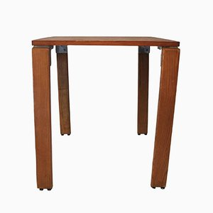 Vintage French Dining Table by Georges Candilis and Anja Blomstedt