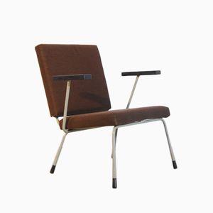 Mid-Century Modell 415/1401 Armlehnstuhl von Wim Rietveld für Gispen