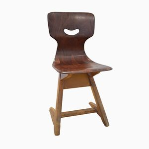 Pagwood Children's Chair from Flötotto, 1950s