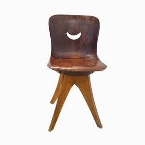 Children's Reform Swivel Chair from Flötotto, 1950s