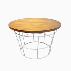Wire Side Table by Verner Panton for Plus Linje, 1960s