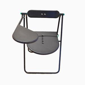 Design Flap Folding Chair by Paolo Parigi, 1987