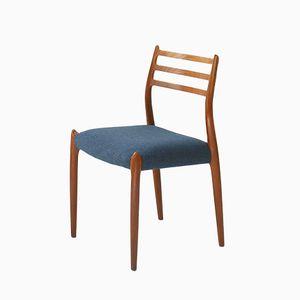 Model 78 Dining Chair by Niels O. Møller for J.L Møllers