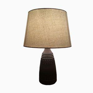 Ceramic Table Lamp by Ulla Wimblad-Hjelmquist for Alingsas Keramik
