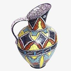 Vase von Erhak für Marzi & Remy Höhr, 1950er