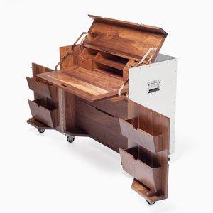 Bureau Caisse The Crates par Naihan Li