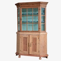 Antique Display Cupboard, 1790