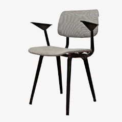 Revolt Arm Chair by Friso Kramer manufactured by Arhend de Cirkel