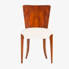 Art Deco Dining Chair by Jindrich Halabala for Thonet