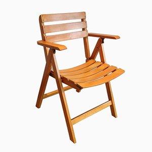 Vintage Folding Garden Chair, 1960s