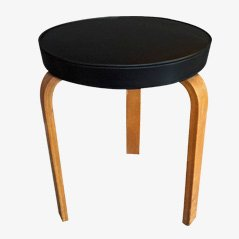 Model No. 60 Three-Legged Stool by Alvar Aalto