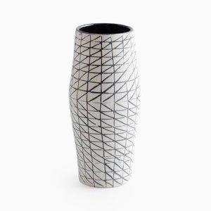 Equal Inlay Vase par Dana Bechert