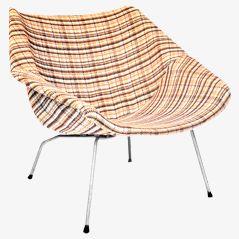 Lounge Stuhl von André Codremeyer, 1970er
