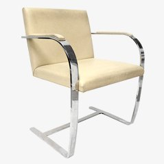 BRNO Flat Base Chair by Ludwig Mies van der Rohe, 1930s
