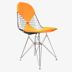 Sedia Bikini DKR-2 di Charles & Ray Eames, anni '50