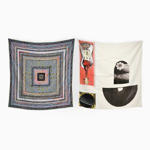 Forever Changes & Sample Set of 2 Scarves by Briggs & Cole