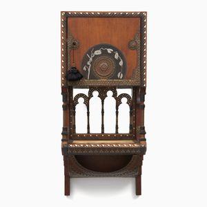 Wall-Mounted Cabinet by Carlo Bugatti