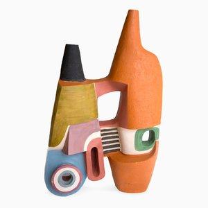 Doppia Bottiglia Ceramic by Simone Cassini
