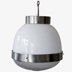 Delta Lampe von Sergio Mazza für Artemide