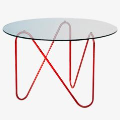 Hairpin Coffee Table, 1950s