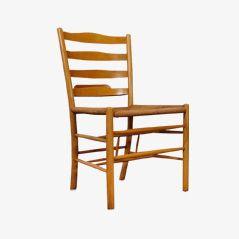 Kirchenstühle von Kaare Klint für Fritz Hansen, 1960er, 10er Set