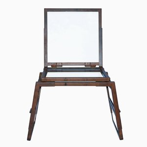 EMC Glass Chair by Enrico Marone Cinzano