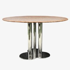 Vintage Trifoglio Dining Table by Sergio Asti for Poltronova