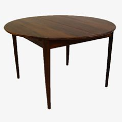 Model 38 Dining Table by Rosengren Hansen for Brande Møbelfabrik