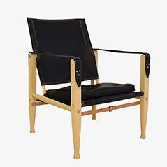 Safari Chair von Kaare Klint für Rudolf Rasmussen