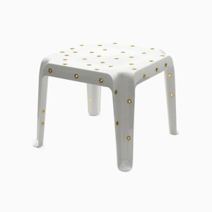 Stray Bullet Side Table by David Elia, 2011