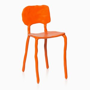 Clay Side Chair by Maarten Baas