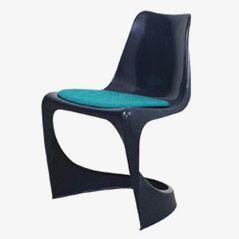 Vintage 291 Stuhl von Steen Ostergaard für Cado, 1960er