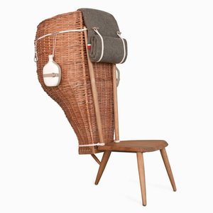 Domestica Low Chair by Formafantasma
