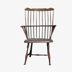 Welsh Comb Back Windsor Armchair, 1790