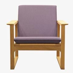 BM 2256 Sessel von Børge Mogensen für Fredericia Furniture