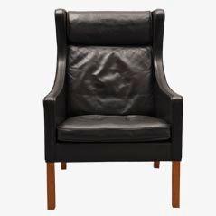 BM 2204 Sessel von Børge Mogensen für Fredericia Furniture