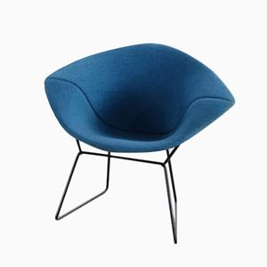 Vintage Diamond Chair by Harry Bertoia for Knoll International 1960s