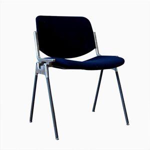 DSC 106 Stuhl von G. Piretti für Castelli