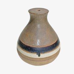 Ceramic Vase by Bruno Gambone, 1980s