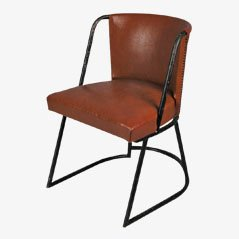 Side Chair by Louis Sognot and Charlotte Alix for Primavera, 1930s